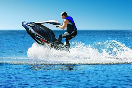 Many people like to do tricks on jet skis, however, these tricks often lead to injuries and boating accidents. Call a Fort Worth boat accident attorney today to discuss your options.